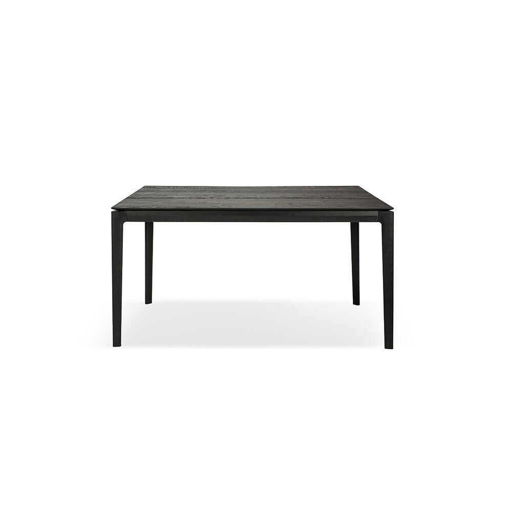 Oak Bok black dining table by Alain van Havre