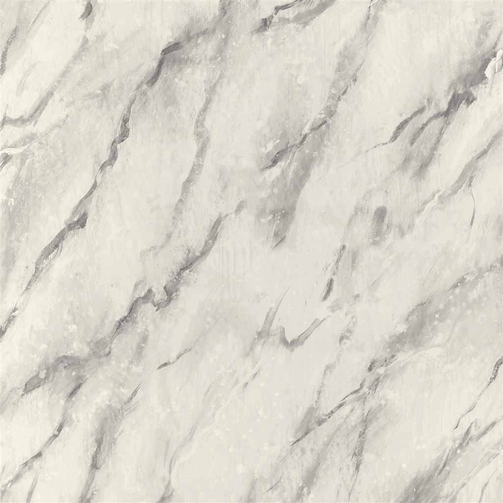 Carrara Grande Charcoal Wallpaper