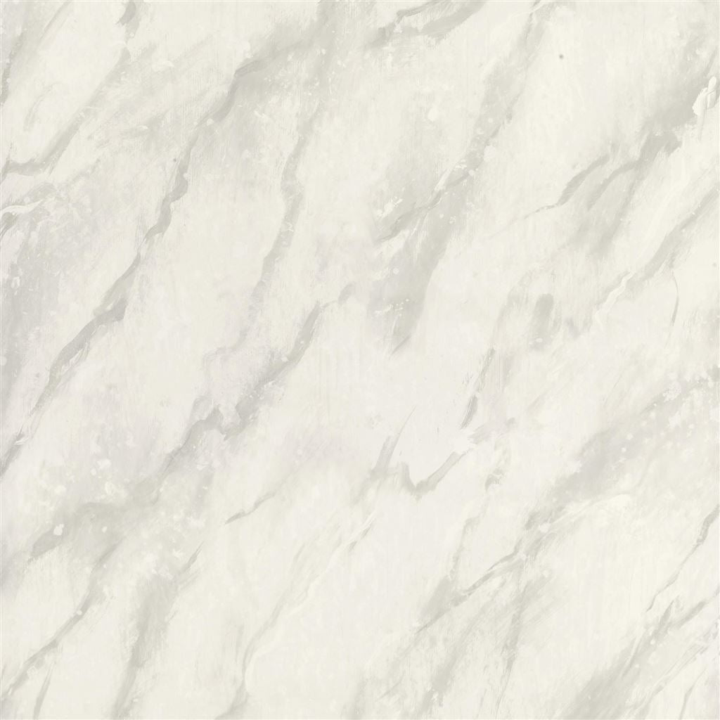 Carrara Grande Ivory Wallpaper