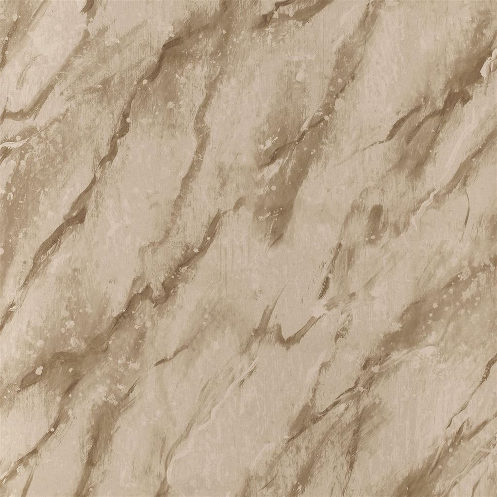 Carrara Grande Bronze Wallpaper