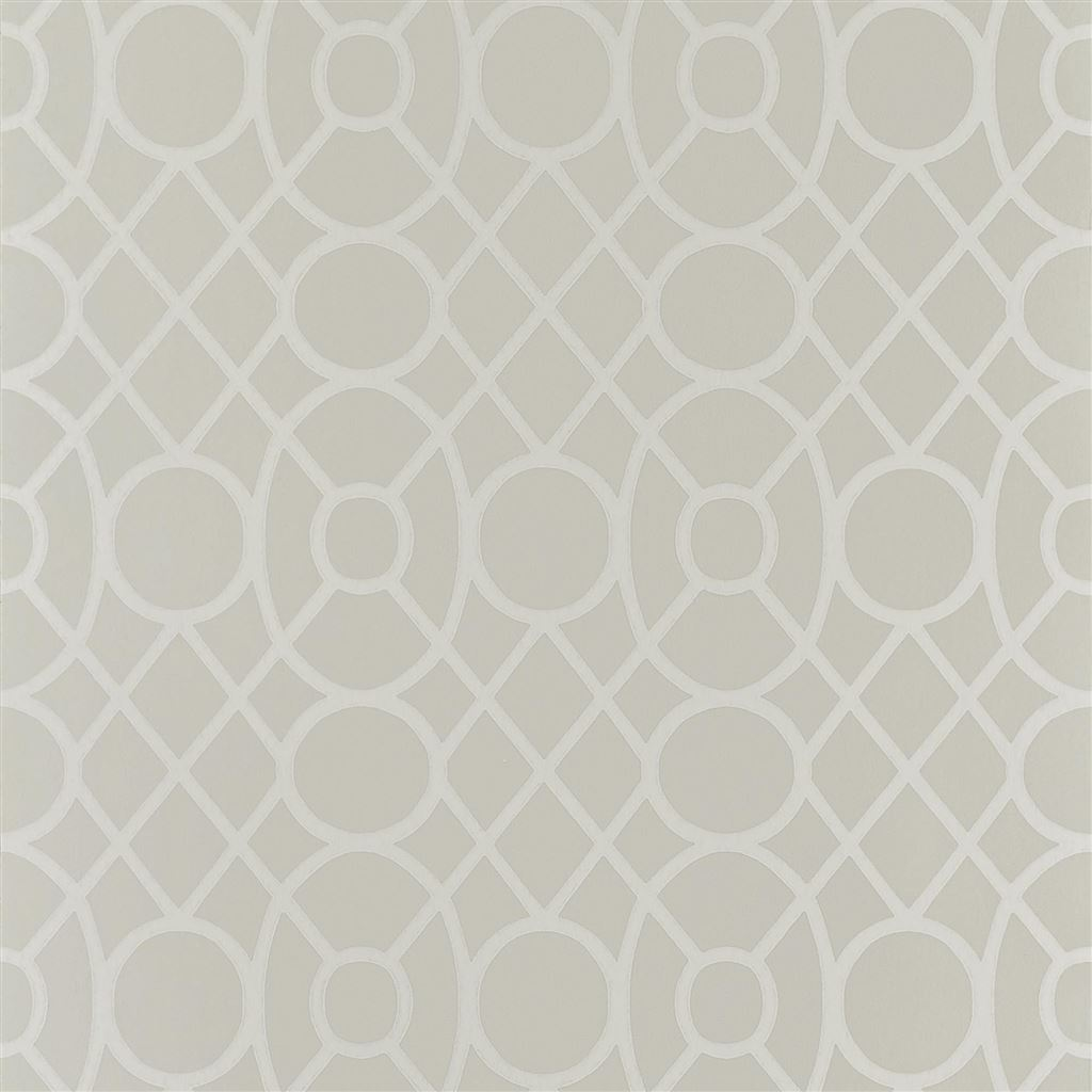 Merletti Ivory Wallpaper