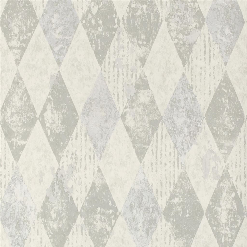 Arlecchino Concrete Wallpaper