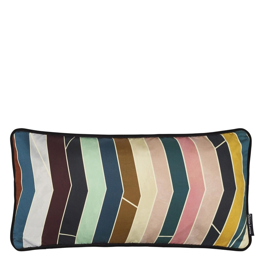 Pietra Dura Multicolore Cushion