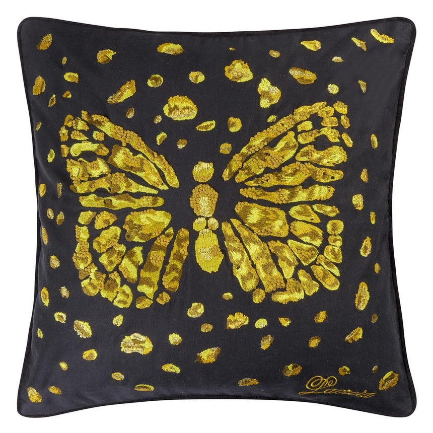 Le Messager Iris Cushion
