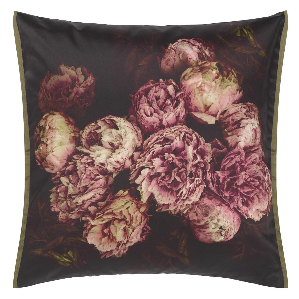 Vespertina Sepia Cushion