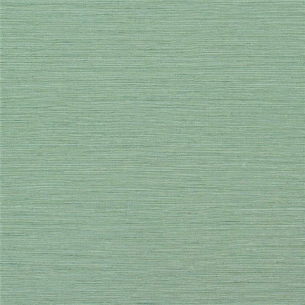 Brera Grasscloth Antique Jade Wallpaper