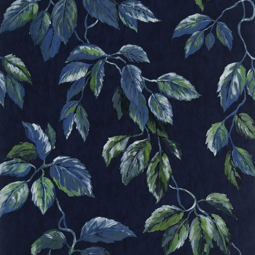 Jangal Viridian Wallpaper by Designers Guild