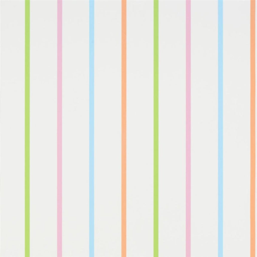 Rainbow Stripe - Aqua