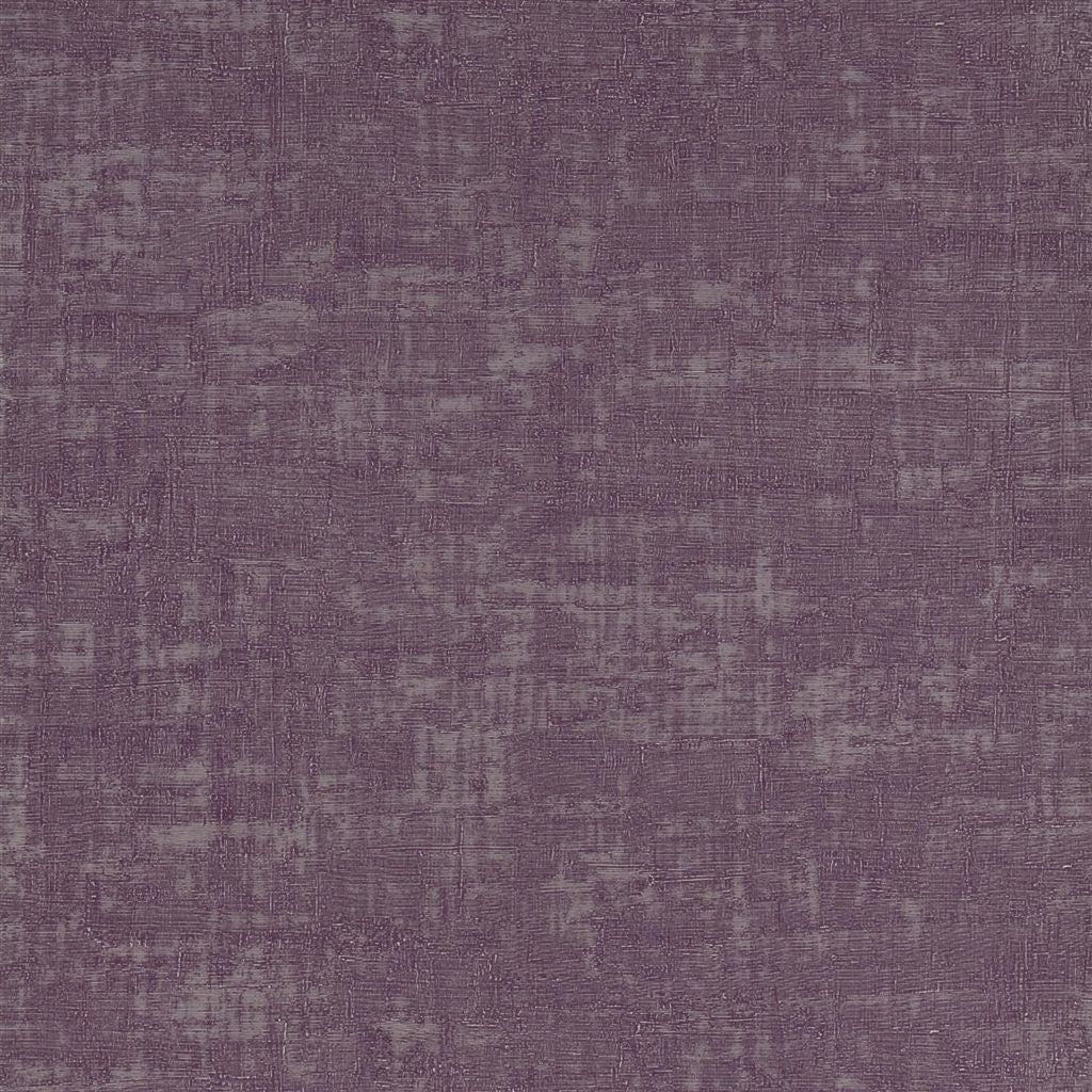 Seta - Aubergine Wallpaper