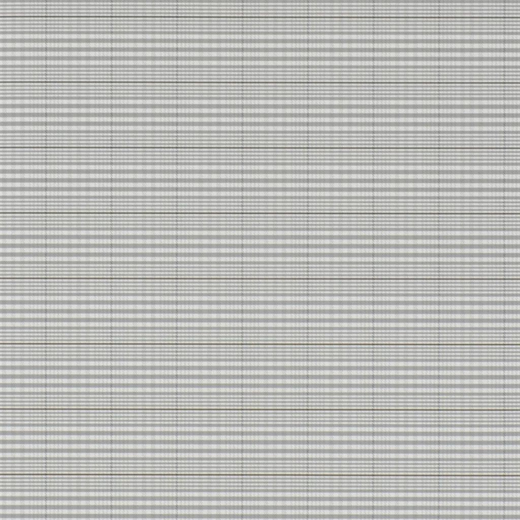 Barrington Plaid - Black / Grey Wallpaper