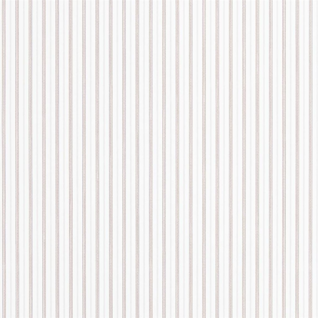 Marrifield Stripe - Red Wallpaper