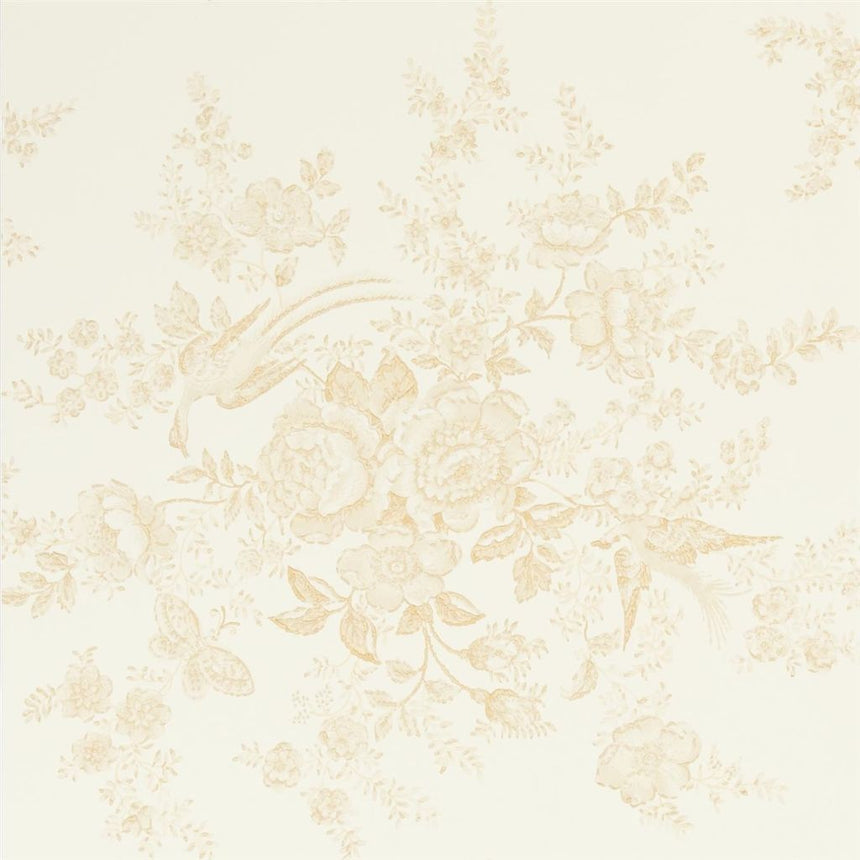 Vintage Dauphine - Cameo Wallpaper