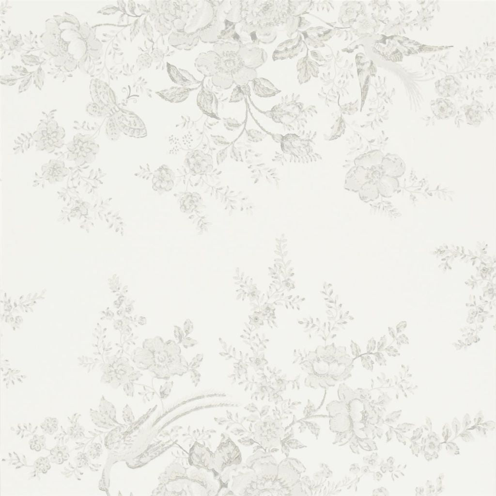 Vintage Dauphine - Dove Wallpaper