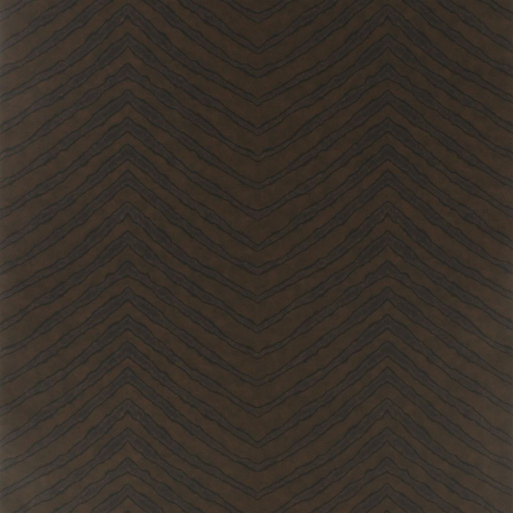 Burchell Zebra - Ebony Wallpaper