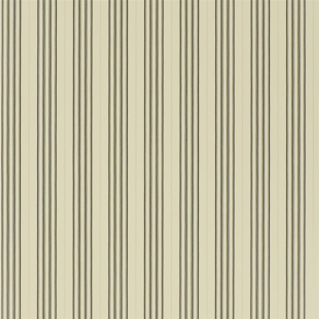 Palatine Stripe - Pearl Wallpaper