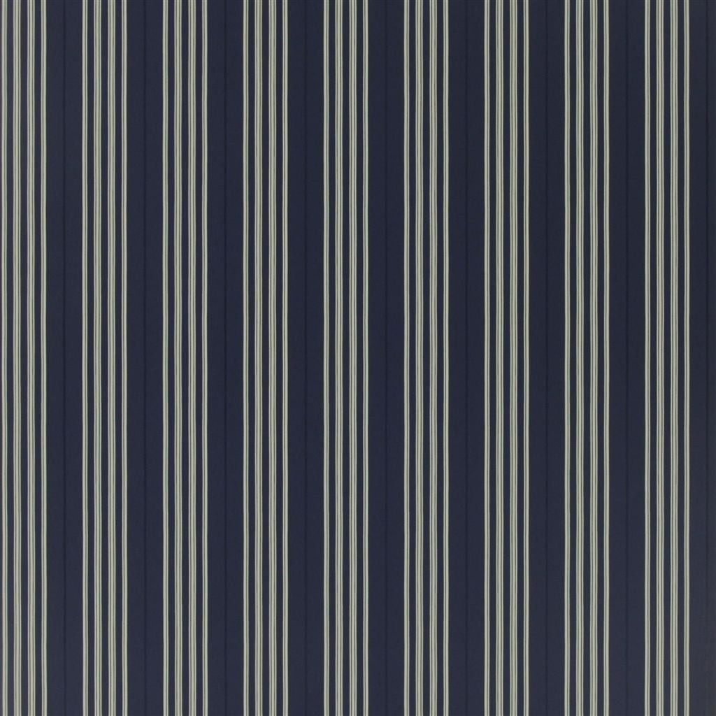 Palatine Stripe - Midnight Wallpaper