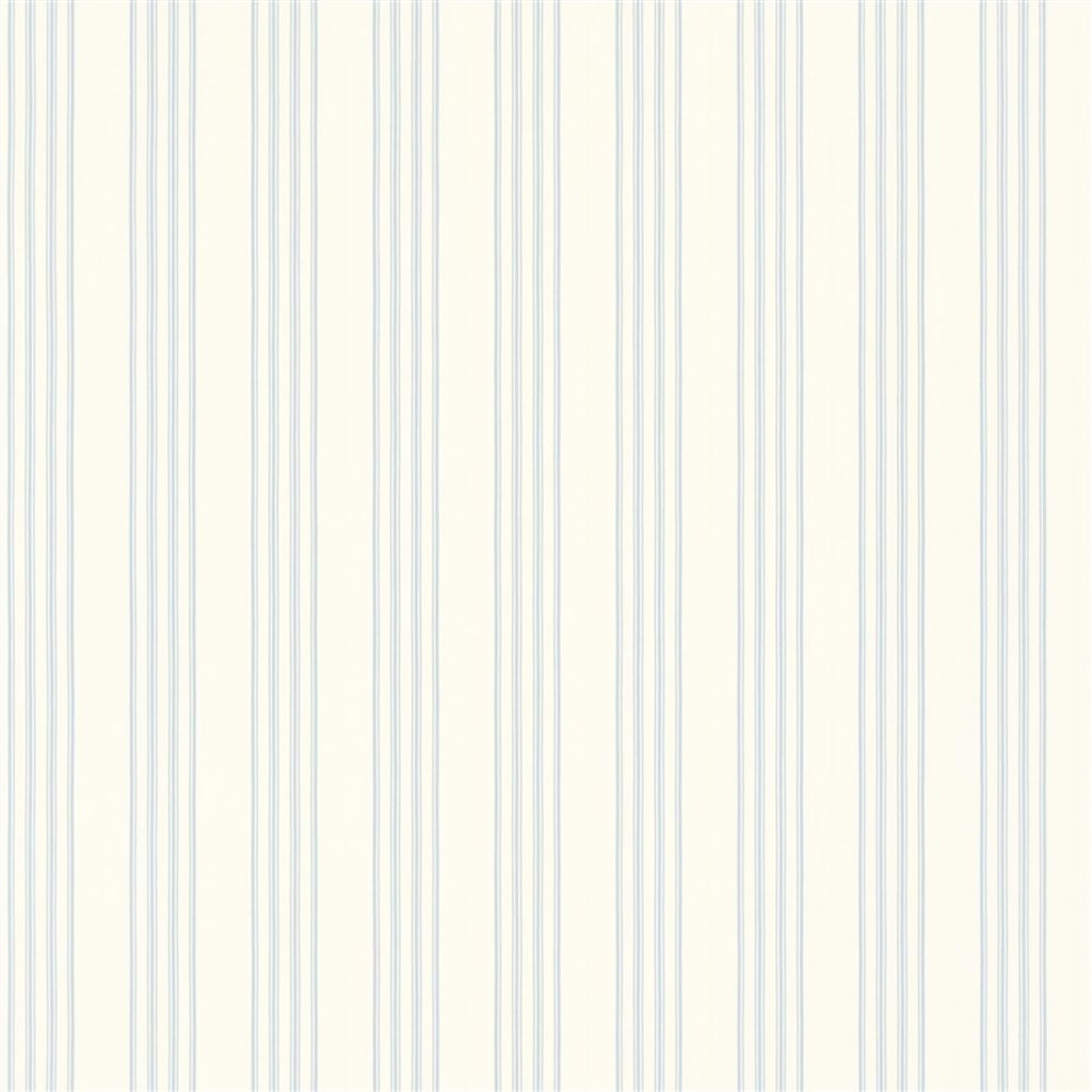 Palatine Stripe - Sky Wallpaper