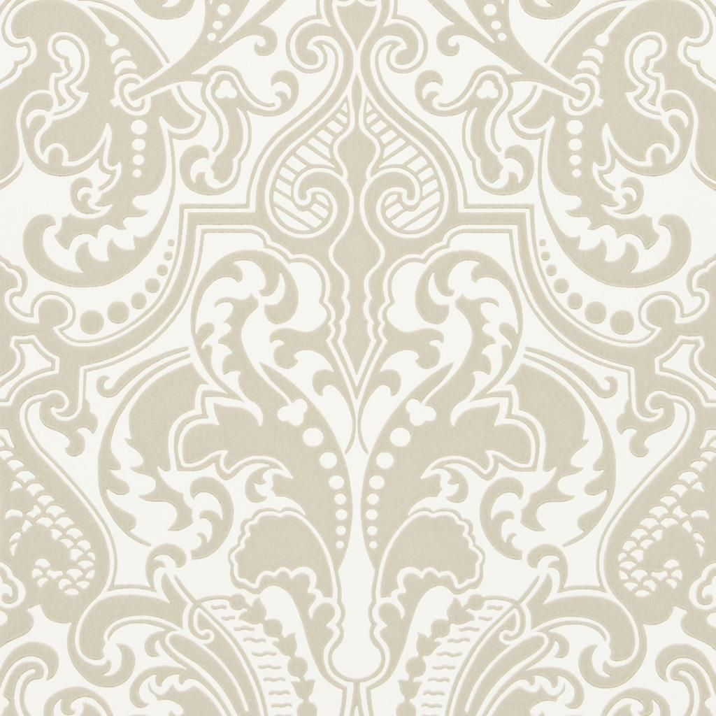Gwynne Damask - Laurel Wallpaper