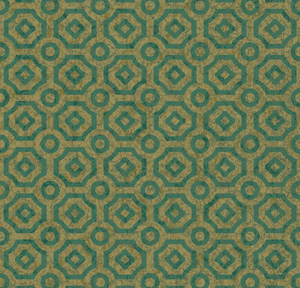 Queen's Quarter Wallpaper by Cole and Son