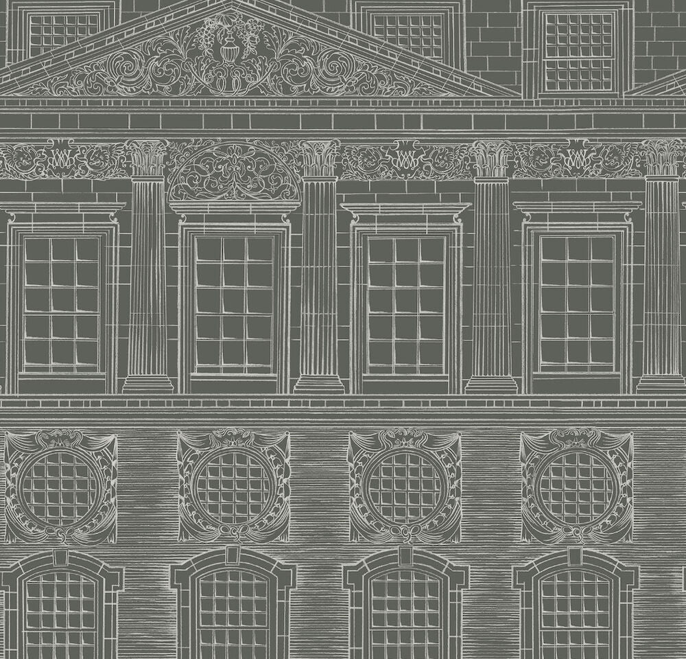 Wren Architecture Wallpaper by Cole and Son