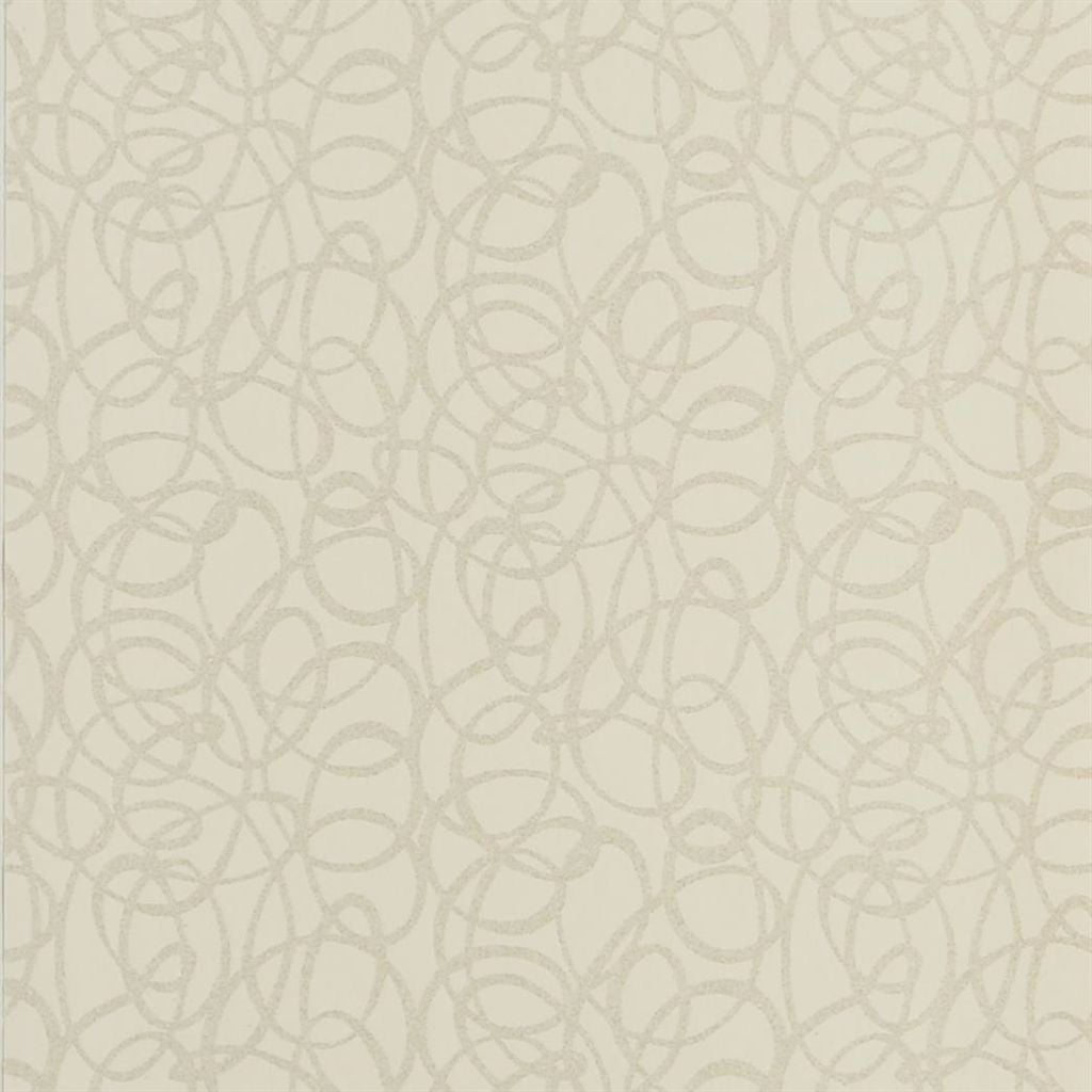 Girandole - Linen Wallpaper