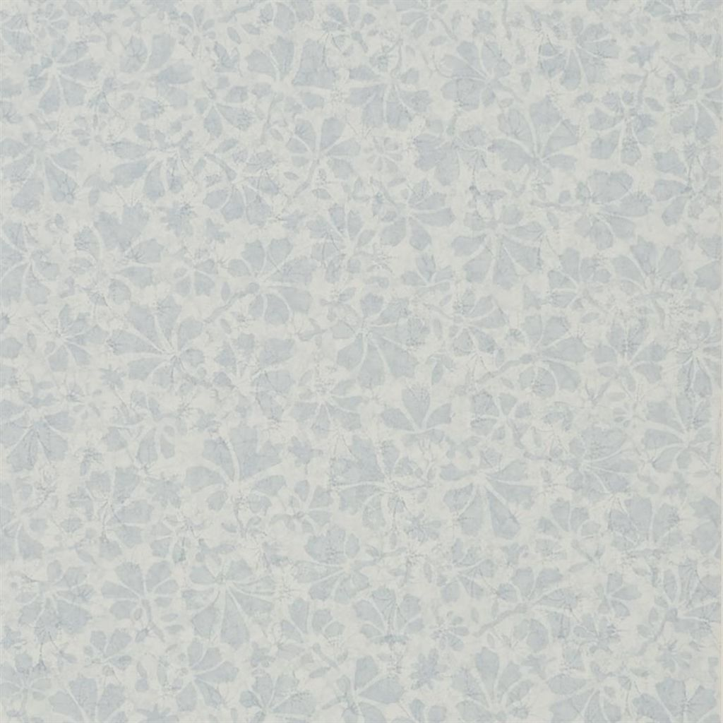 Arlay - Slate Blue Wallpaper