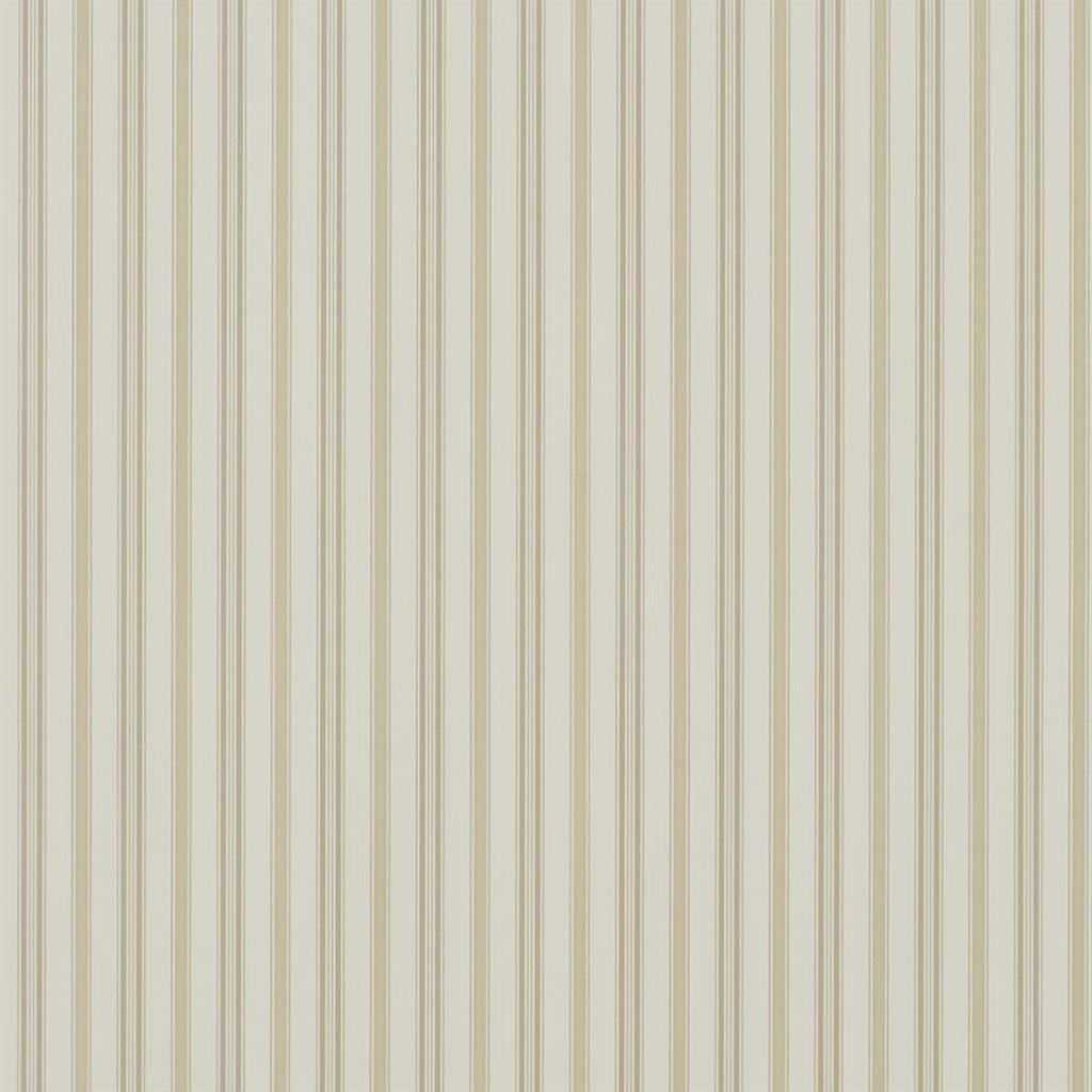 Basil Stripe - Meadow Wallpaper