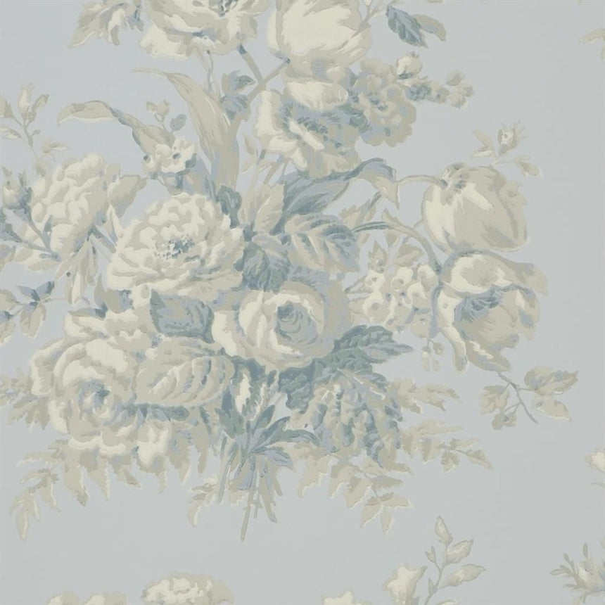 Francoise Bouquet - Bluestone Wallpaper