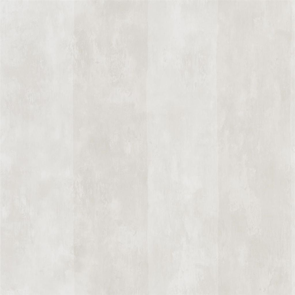 Parchment Stripe - Silver Birch Wallpaper