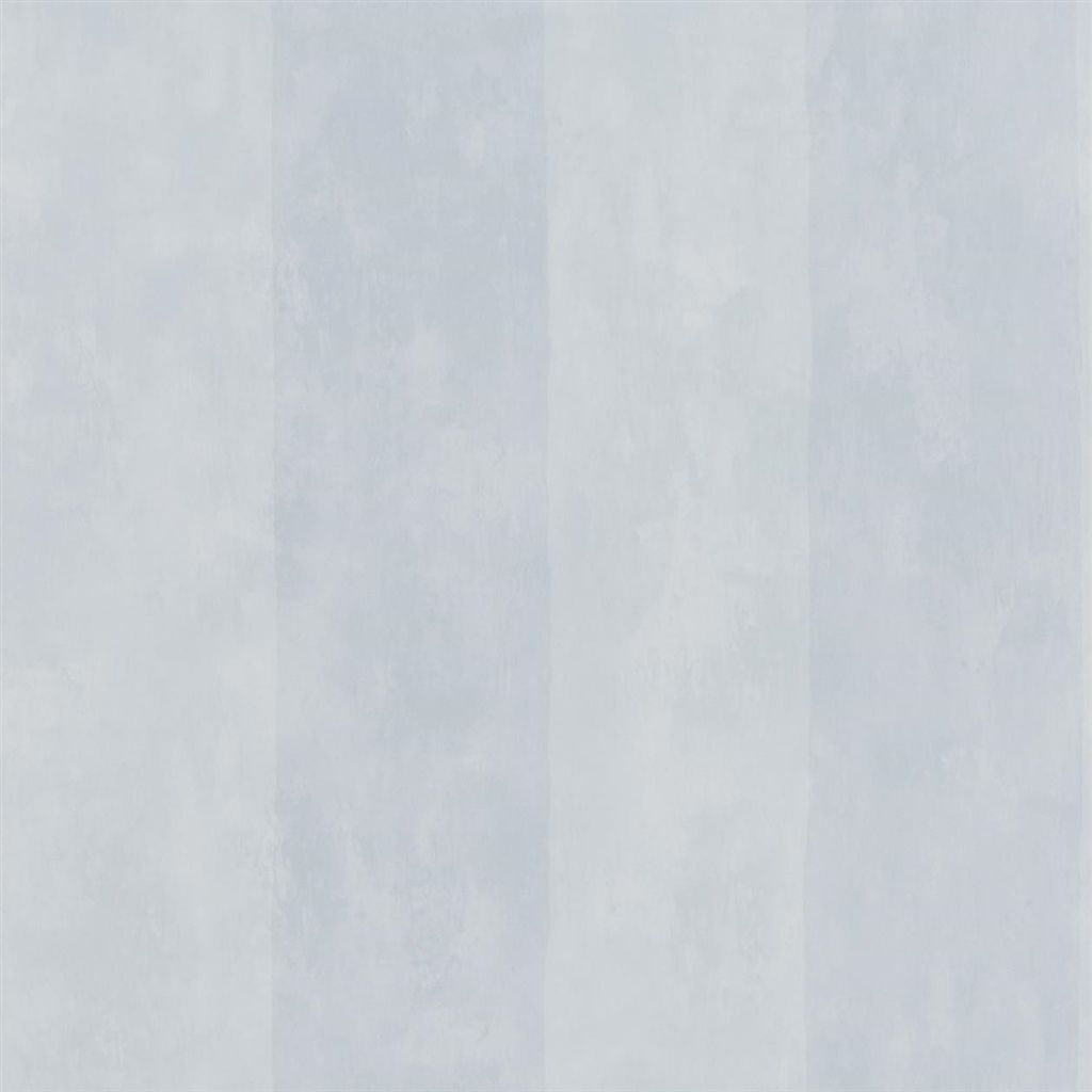 Parchment Stripe - Doves Egg Wallpaper