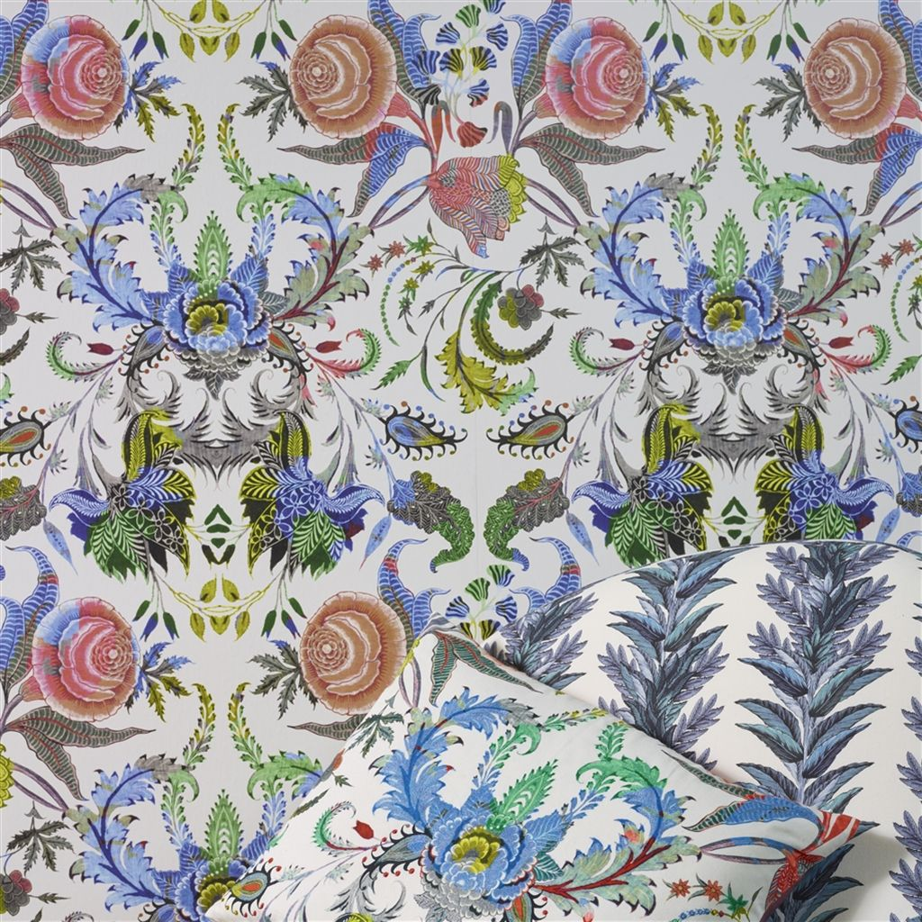 Noailles Arlequin Wallpaper