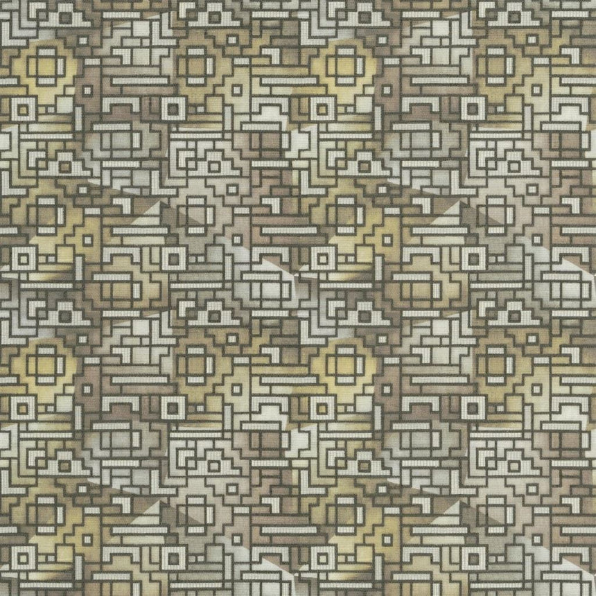Casablanca Linen Wallpaper