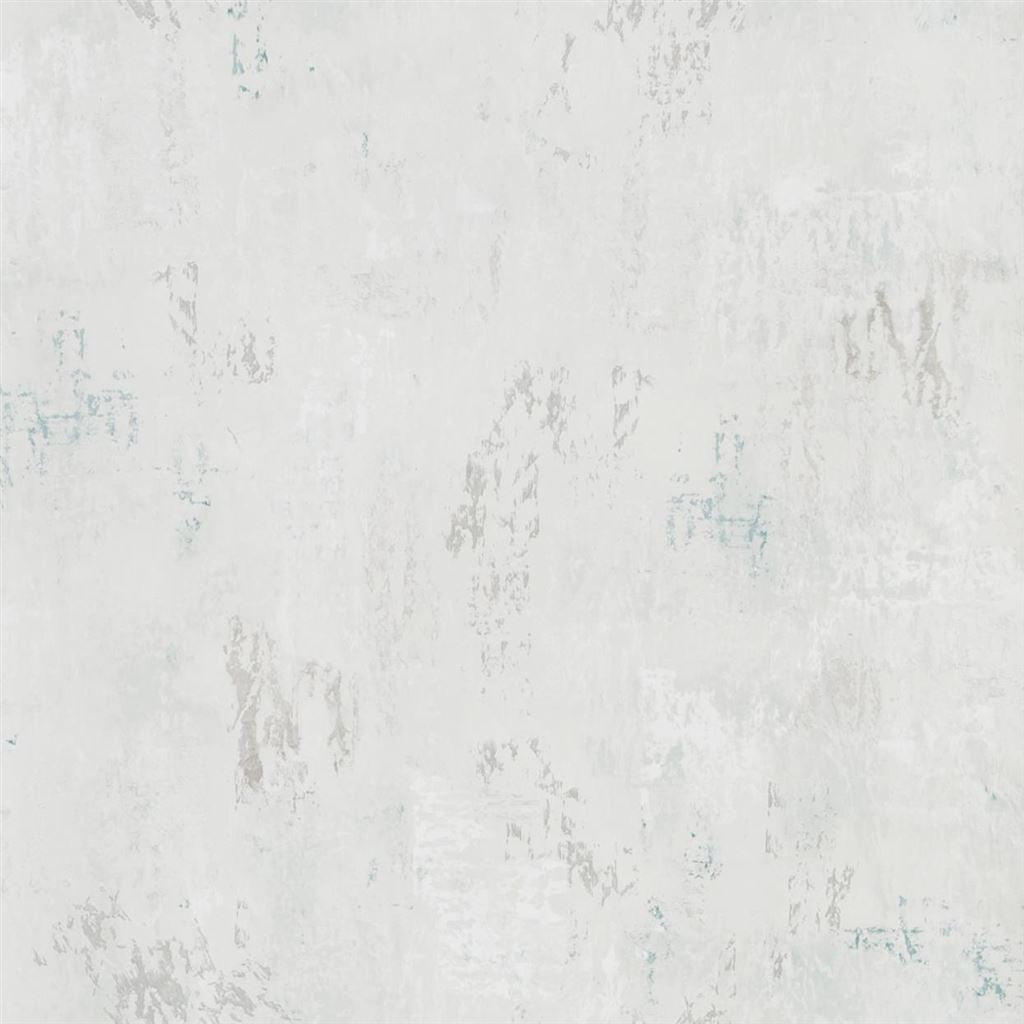 Impasto Celadon Wallpaper