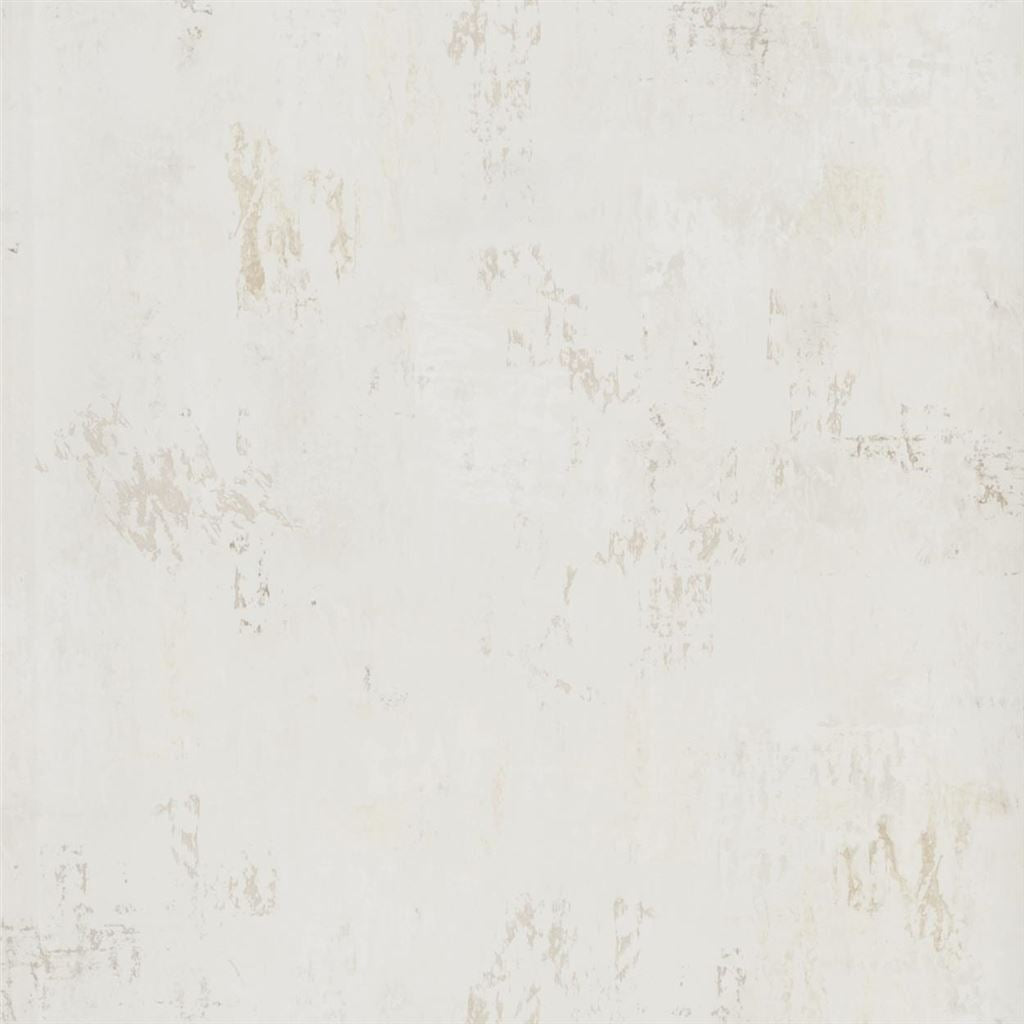 Impasto Buttermilk Wallpaper