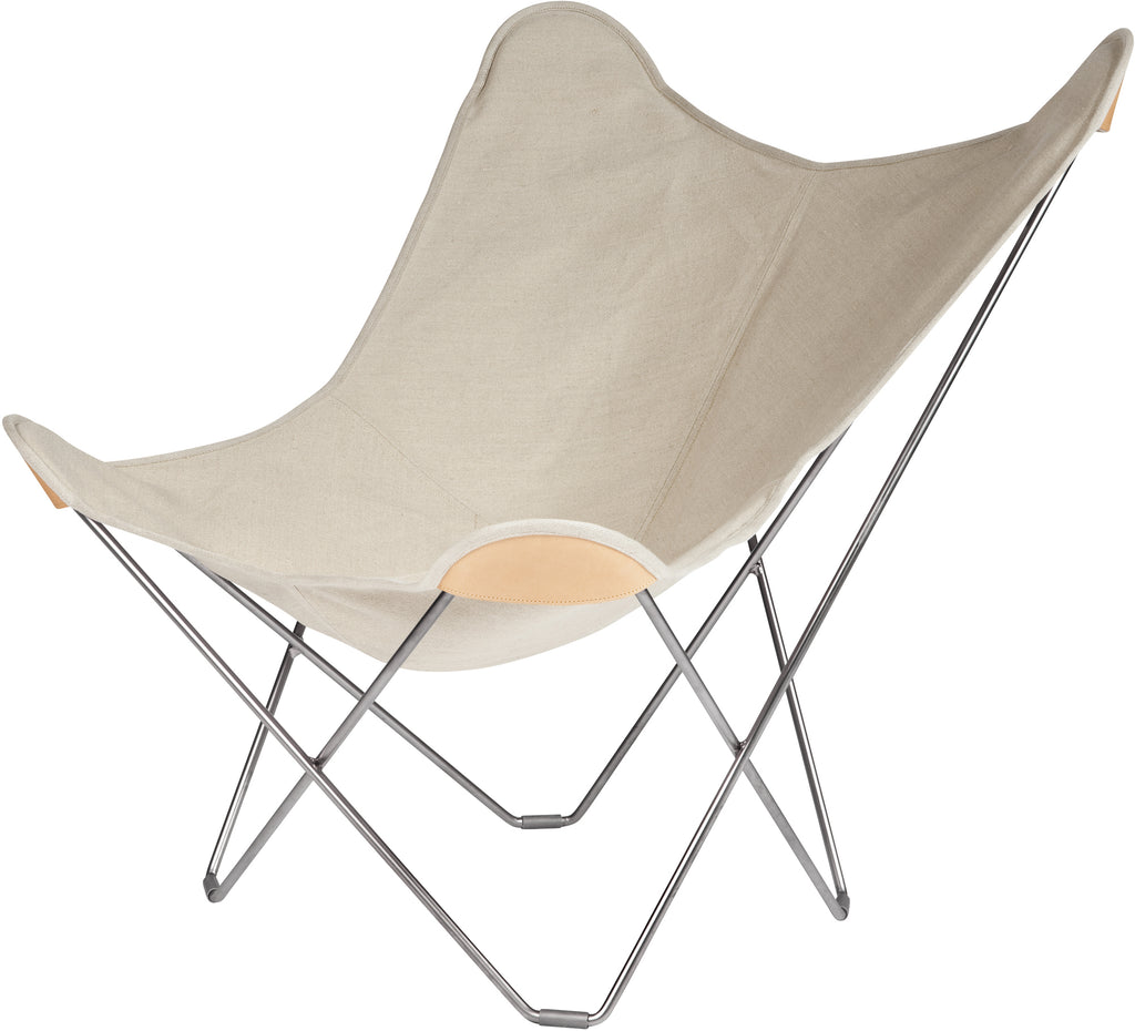 Canvas Mariposa Nature Chair
