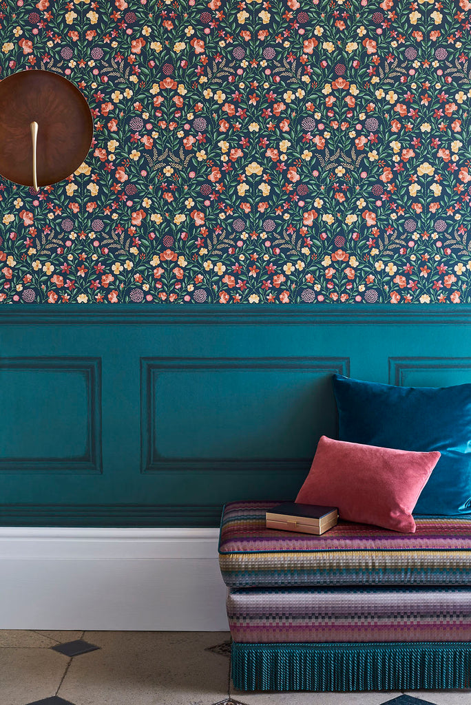 Library Frieze 1 Wallpaper by Cole and Son