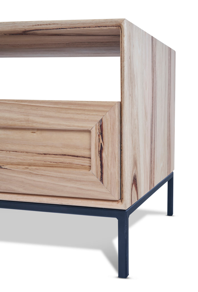 John TV Unit with Solid Drawers Australian Made
