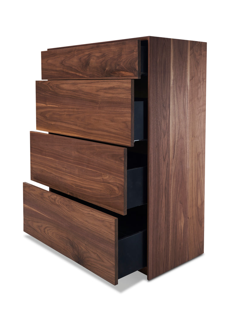 Divine Tallboy in Walnut Australian Made