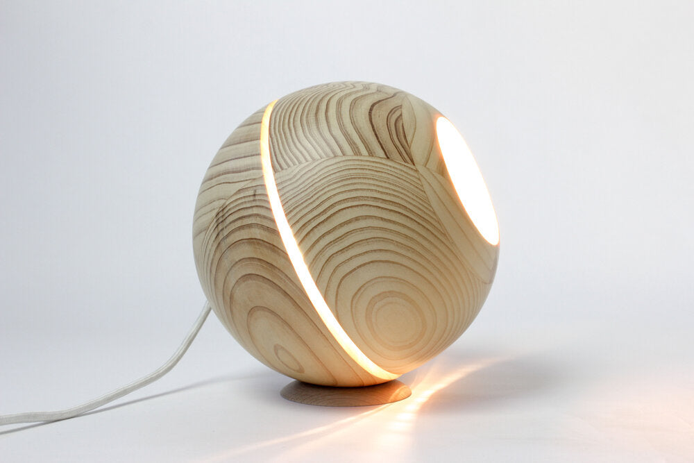 SATURN table lamp Natural