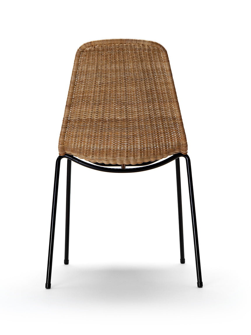 Basket chair (rattan pulut) back