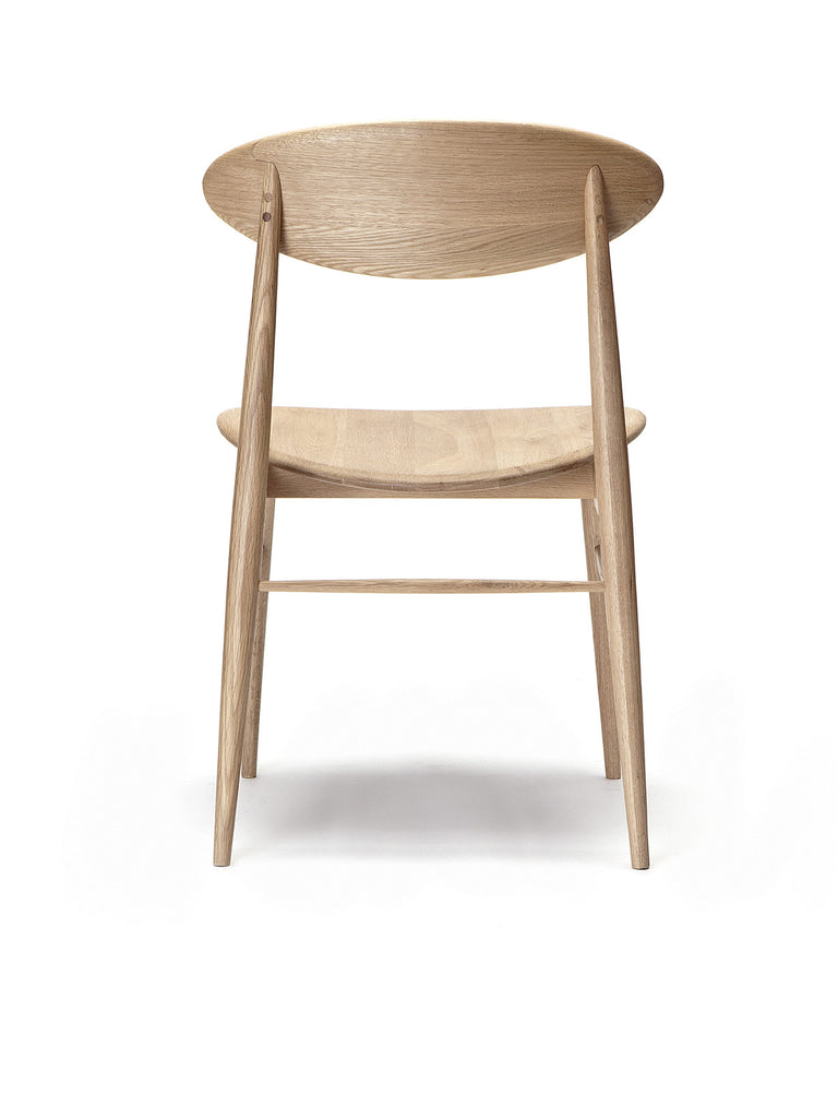 chair 170 (natural oak) back