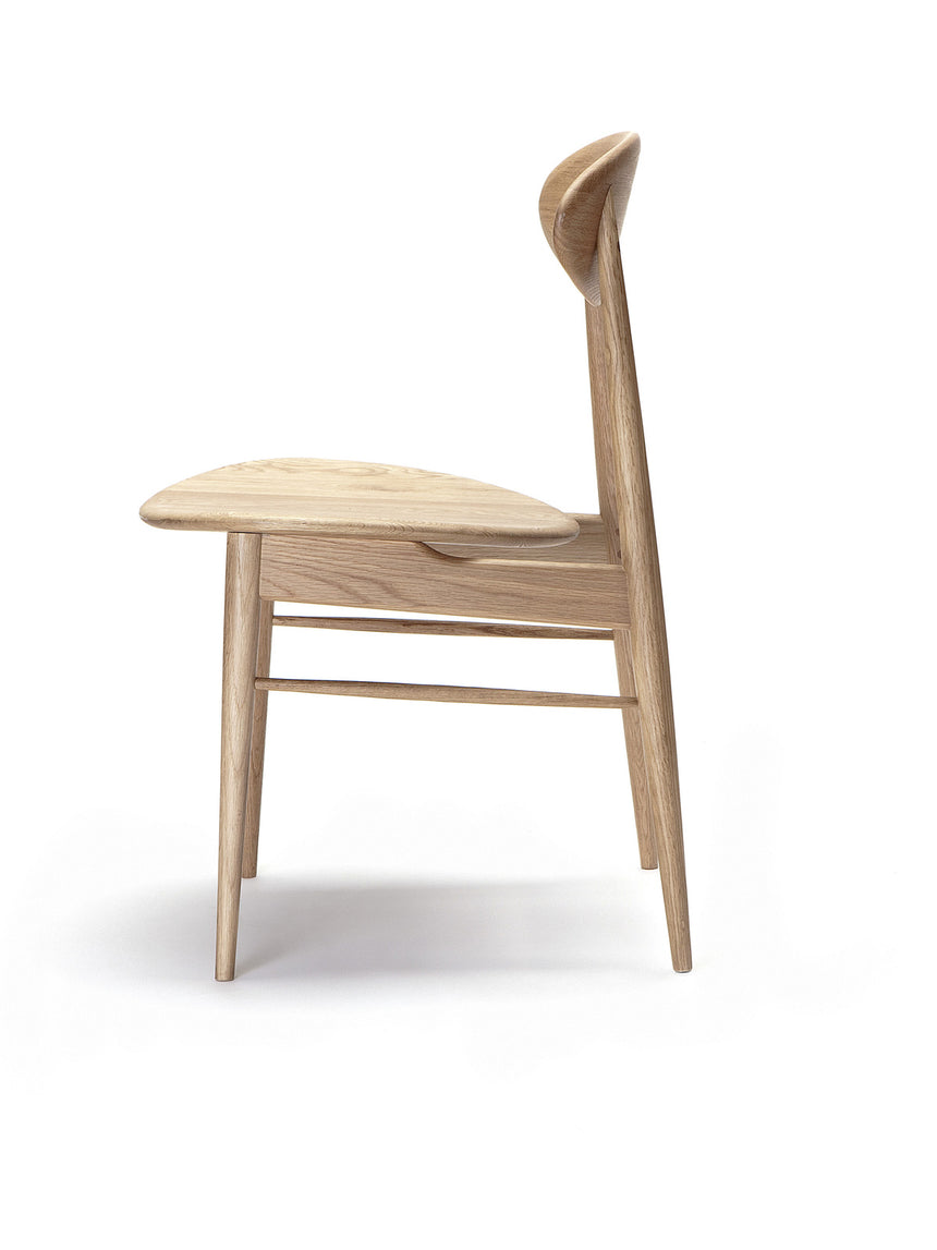 chair 170 (natural oak) side