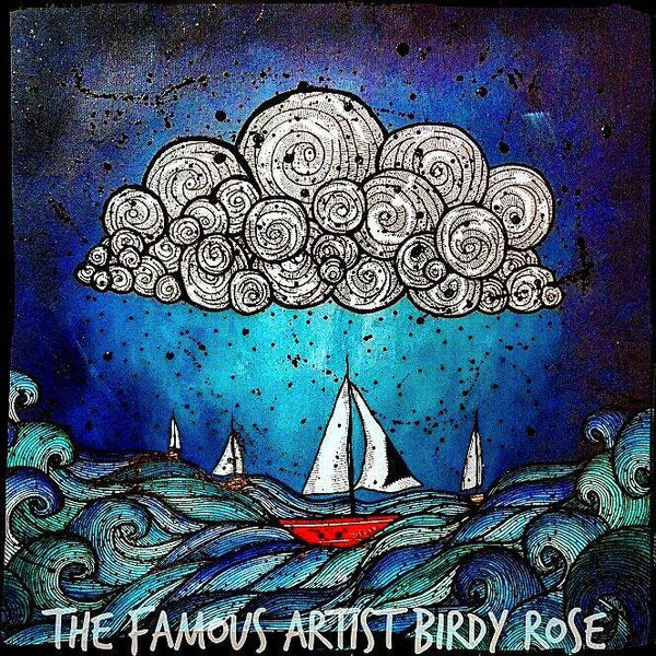 Commission The Famous Artist Birdy Rose