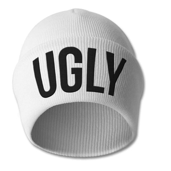 UGLY TOQUES 4 UGLY BLOKES