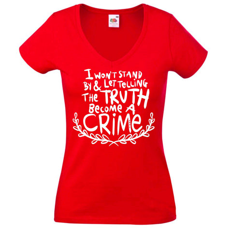 TRUTH V-Neck Tee