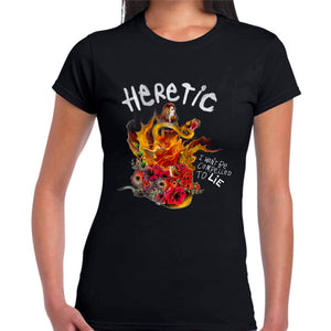 Heretic - Ladyfit Tee