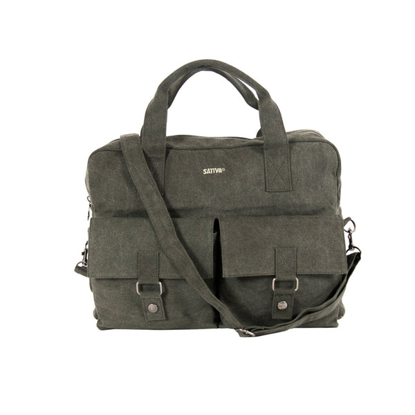 Hemp - Spacious Shoulder Bags