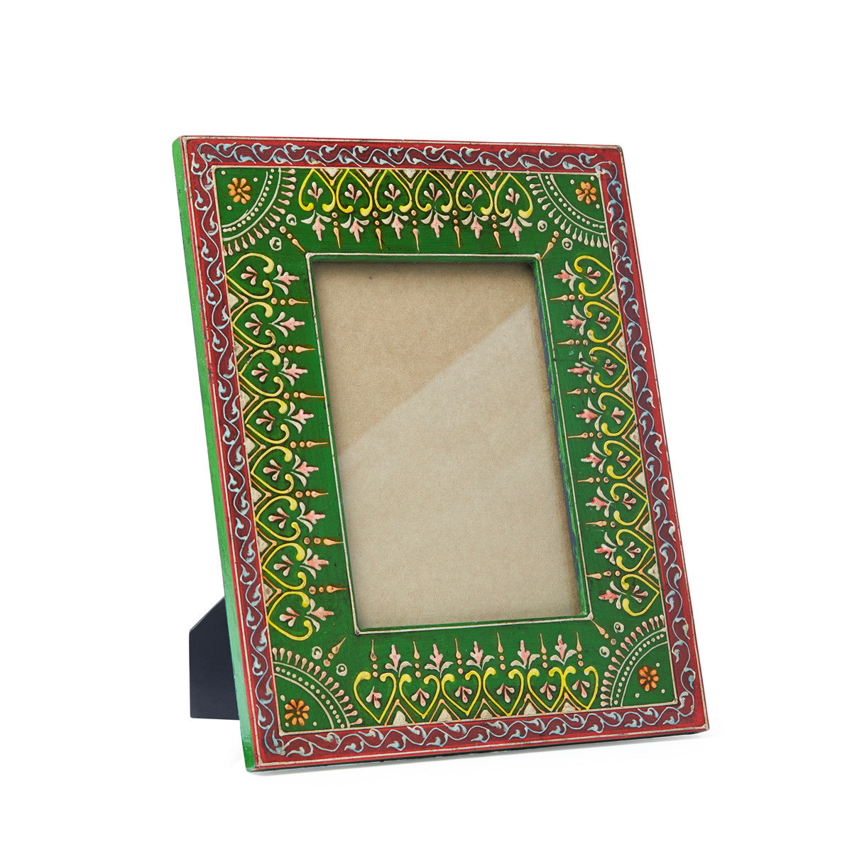 Emerald Embossed Photo Frame