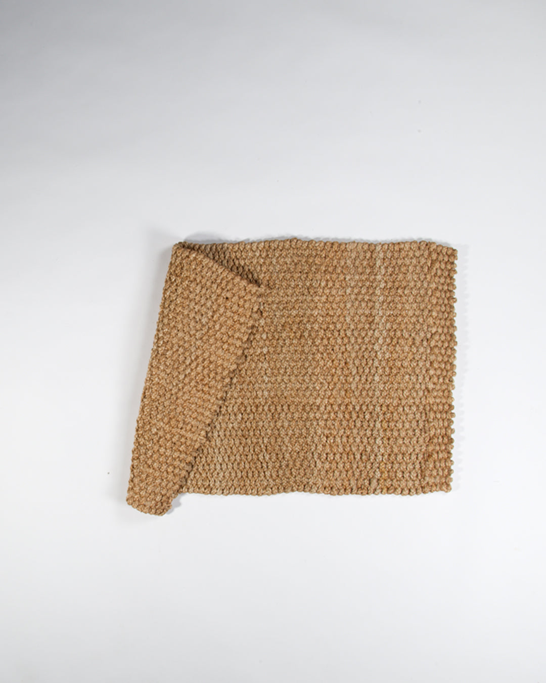 Jute Entry Mat, Natural, Thick Weave, 50x80cm