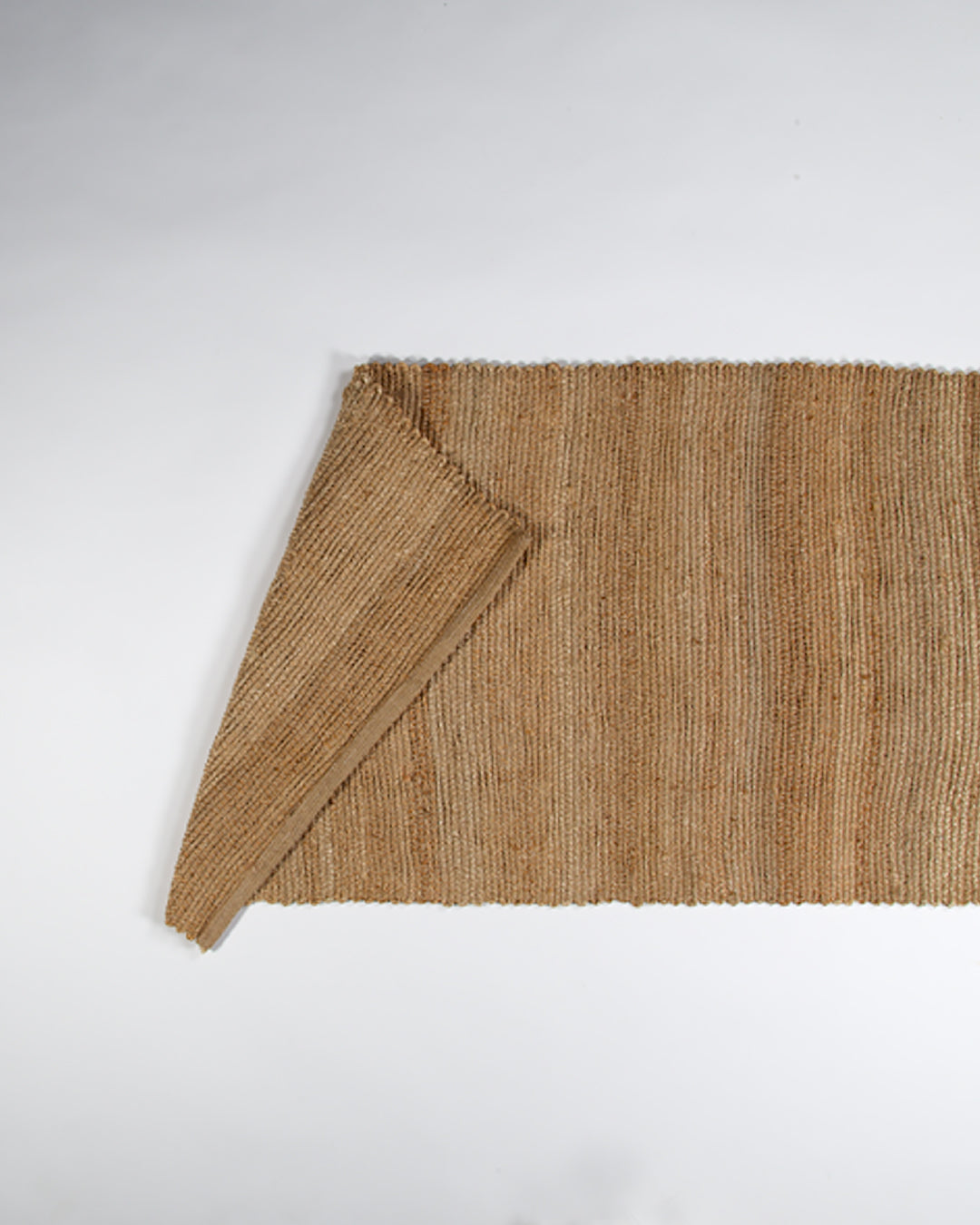 Jute Entry Mat, Natural, Thin Weave, 60x100cm